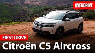 Citroen C5 Aircross | First drive | OVERDRIVE