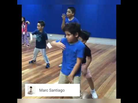 Marc Santiago: Star Magic Dance Workshop