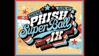 Phish Super Ball IX - Peaches en Regalia (Zappa)