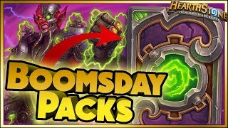 Hearthstone - BOOMSDAY PACKS - WTF Daily Funny Rng Moments