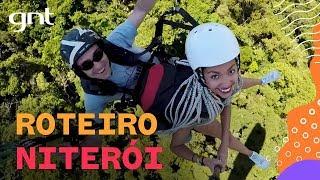 Um tour diferentão em Niterói | Sai do Eixo | Cecília Boechat