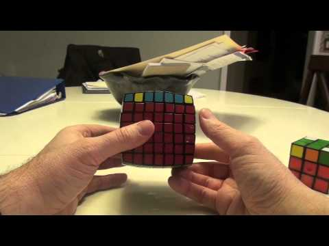 7x7x7 Layer By Layer Solve Part 3:  The Last Two Layers