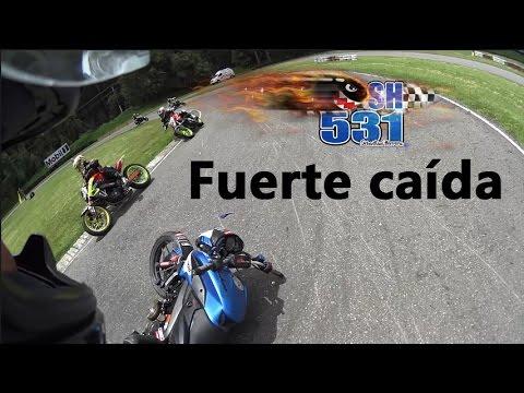 Mi Caída En En Kartodromo Juan P  Montoya    Sebastian Herrera 531 Vs Valdivieso 931