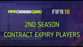 FIFA18: SEASON 2 PRE CONTRACT SIGNINGS
