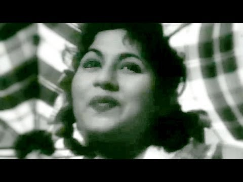 Thandi Hawa Kali Ghata - Madhubala, Geeta Dutt, Mr. and Mrs. 55 Song