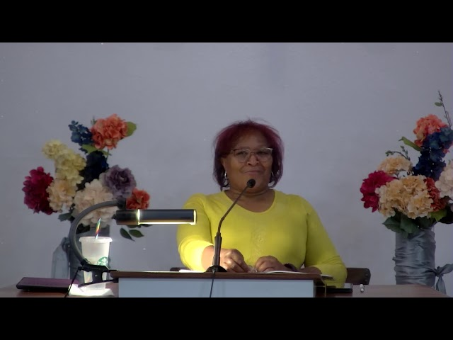 05-19-2021 - Hour Of Power Bible Study with Rev. Casandra Howard