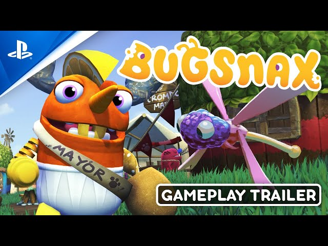 Bugsnax - Gameplay Trailer | PS5