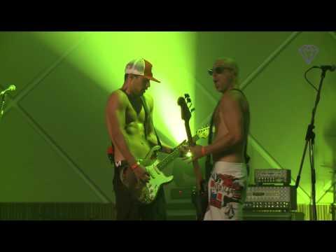 Pepper - No Control (LIVE at Cine Joia 02/AGO/12)