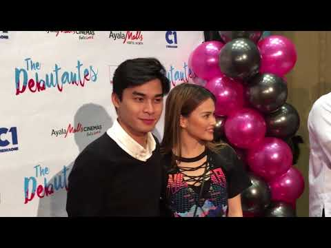 The Debutantes Red Carpet Premiere | Sue Ramirez | Miles Ocampo | Michelle Vito | Jane De Leon