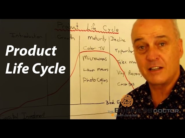 Product Life Cycle - The Business Doctor