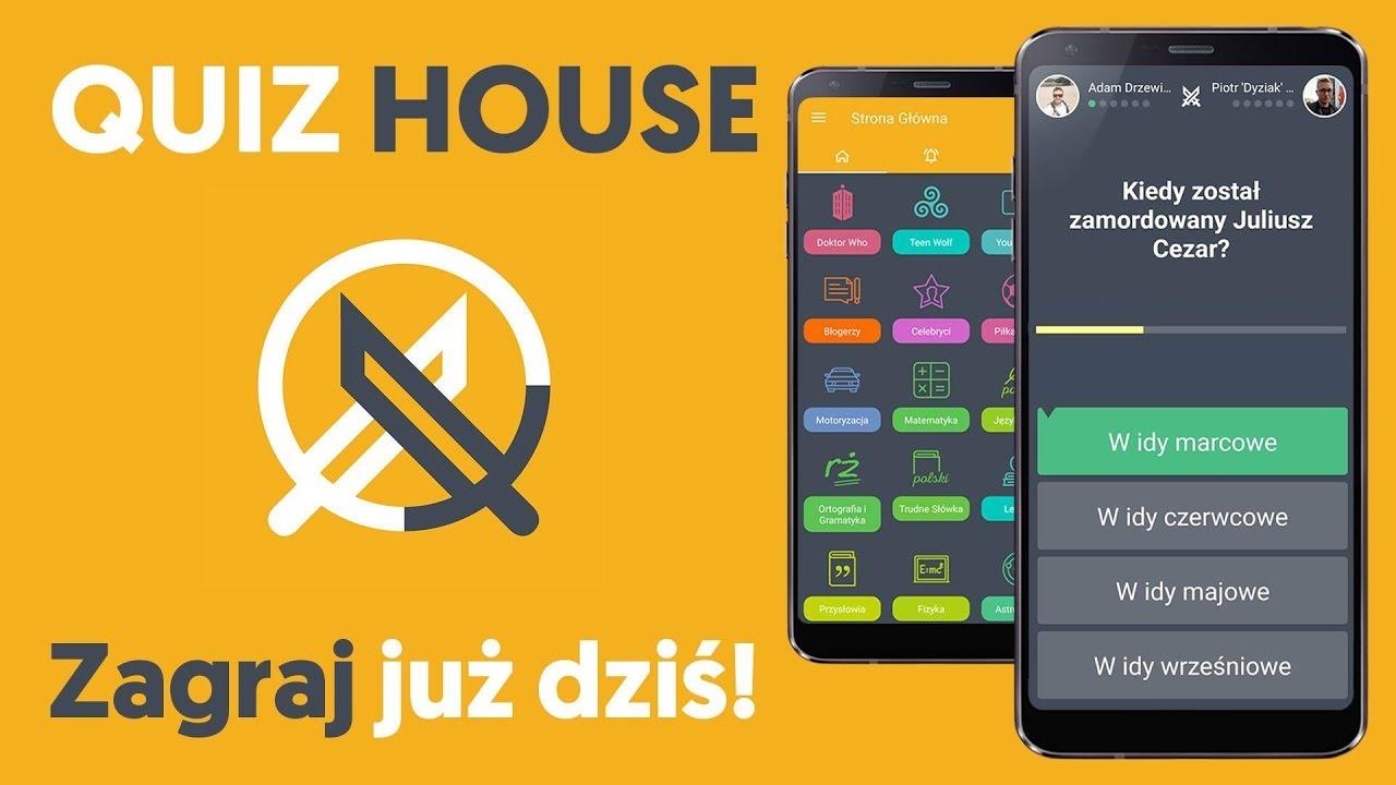 Quiz House przekroczył 500 tysięcy pobrań, dziękujemy! :)