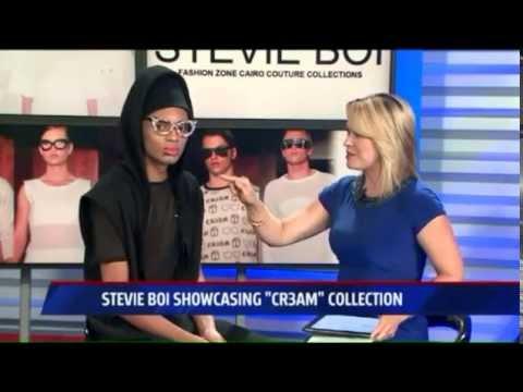 Stylist of the Stars Stevie Boi Hits Sacramento (Fox News Interview)
