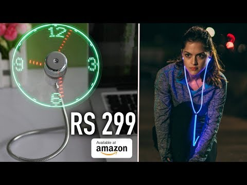 7 CHEAPEST ELECTRONIC GADGETS You Can Buy on Amazon | Gadgets Under Rs100, Rs500, Rs1000
