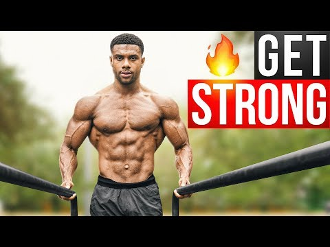 The BEST METHOD To Get Insanely Strong With Calisthenics