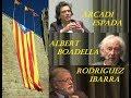 ARCADI ESPADA, ALBERT BOADELLA E IBARRA: DEBATIEND