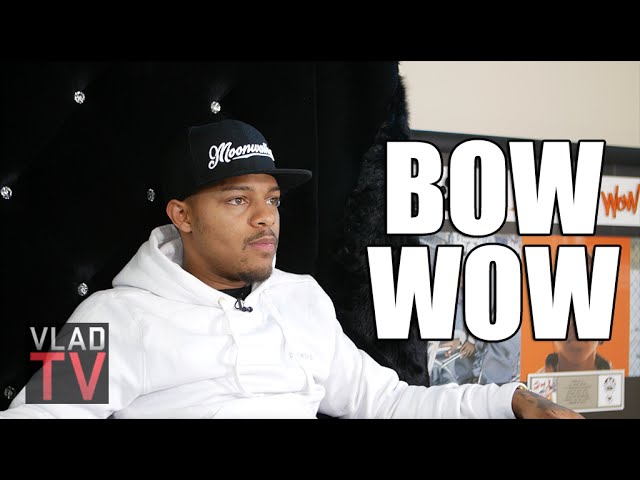 Bow Wow Speaks on Keyshia Cole Allegedly Trashing His Rolls Royce After Break Up