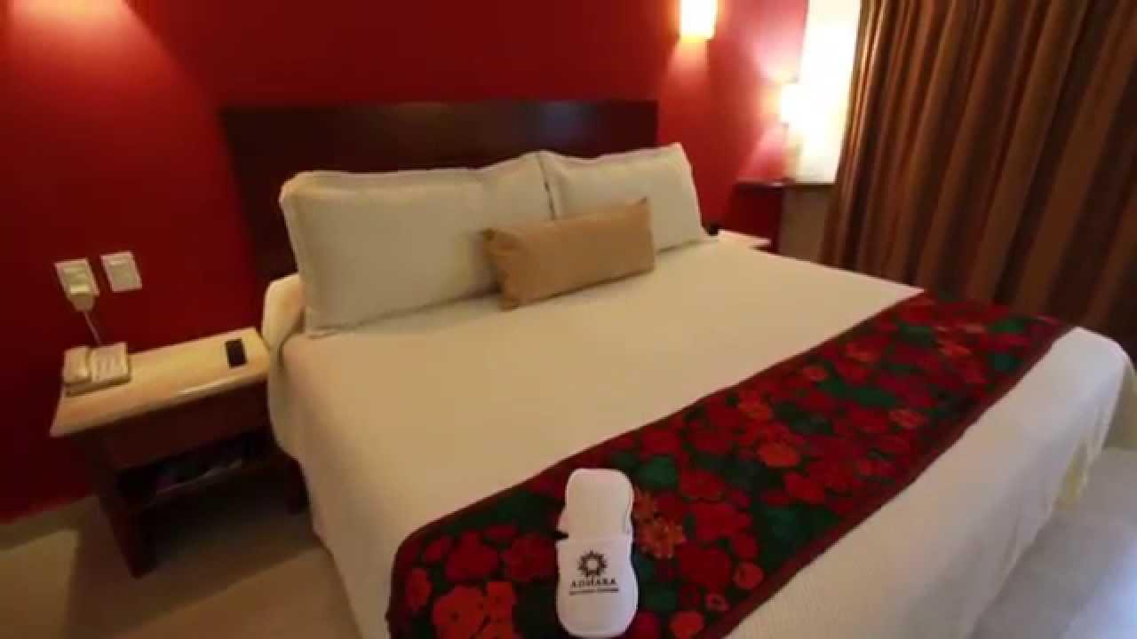 Adhara Hacienda Cancun Hotel Hotel Adhara Hacienda Cancaon Youtube