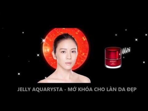 Mở Khóa Cho Làn Da Đẹp - Jelly Aquarysta
