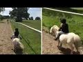 Adorable Pony Ride