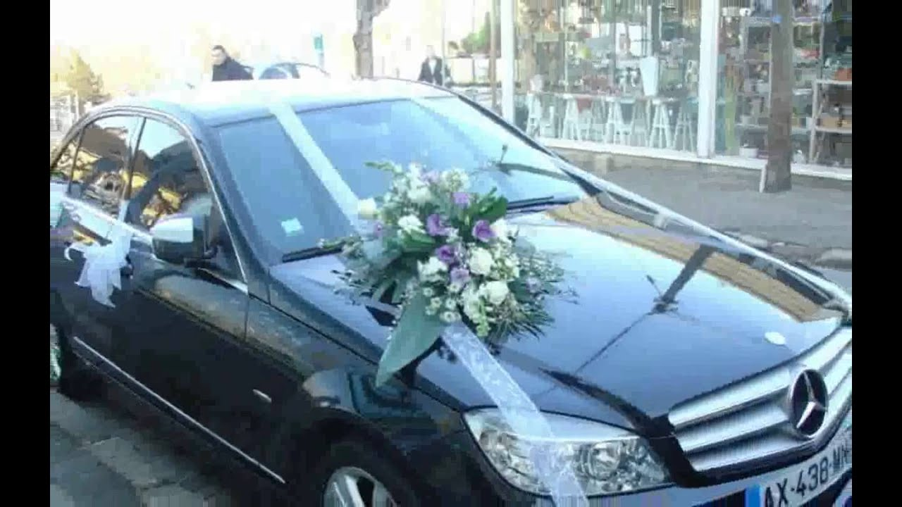 Decoration voiture mariage youtube - Decoration interieur a faire soi meme ...