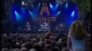 Die Ärzte 15 Jahre Netto - Rock Rendevous