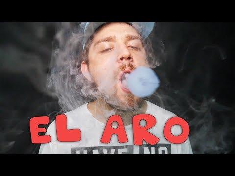 Tutorial / COMO HACER UN ARO / vape tricks / trucos de vapeo