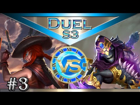 """Fire Marshal"" Artemis vs Bakasura - Ranked Duel 1v1 #3 - Smite"