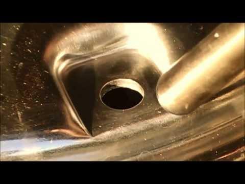Пайка алюминия (Dura Fix Aluminum Soldering)
