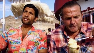 Woody's plan for the Fabulous Mark - Sun Trap: Episode 3 Preview - BBC One