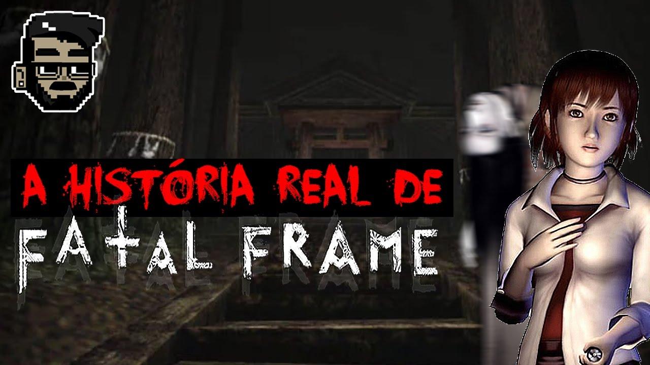 A HISTÓRIA REAL DE FATAL FRAME - YouTube