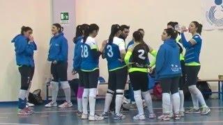 Coppa Campania, Cus Napoli - Rosciano Distribuzioni 2-3