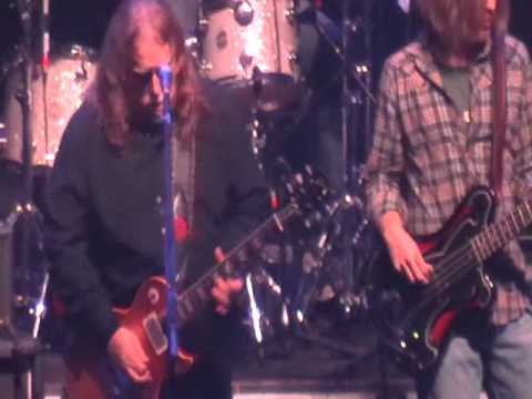 "Gregg Allman ""Just Another Rider"" @ Warren Haynes Xmas Jam 2010"