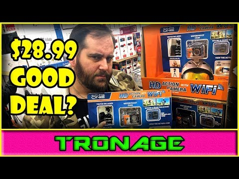 Explore One HD Action Camera with WiFi Costco Review