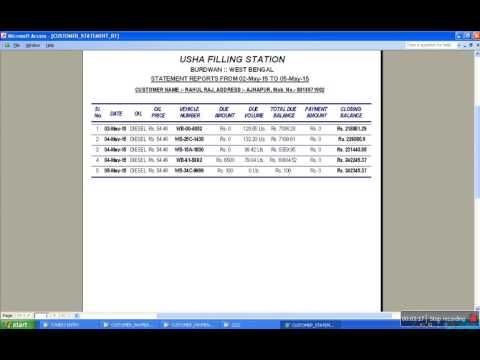 Petrol Pump Management Software Part 2