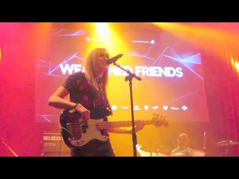 Boston Music Awards 2017  ~ Weakened Friends ~