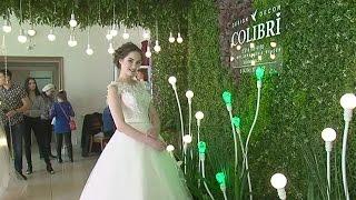 Мастера декора участвовали в уссурийской свадебной выставке
