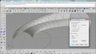Modeling a scroll in Rhino