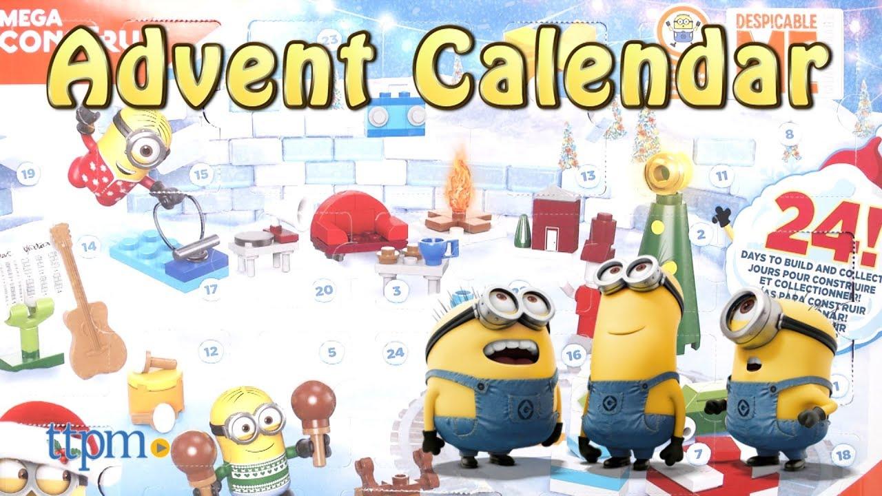 Despicable Me Minion Made Beauty Advent Calendar 12 Days Christmas Xmas