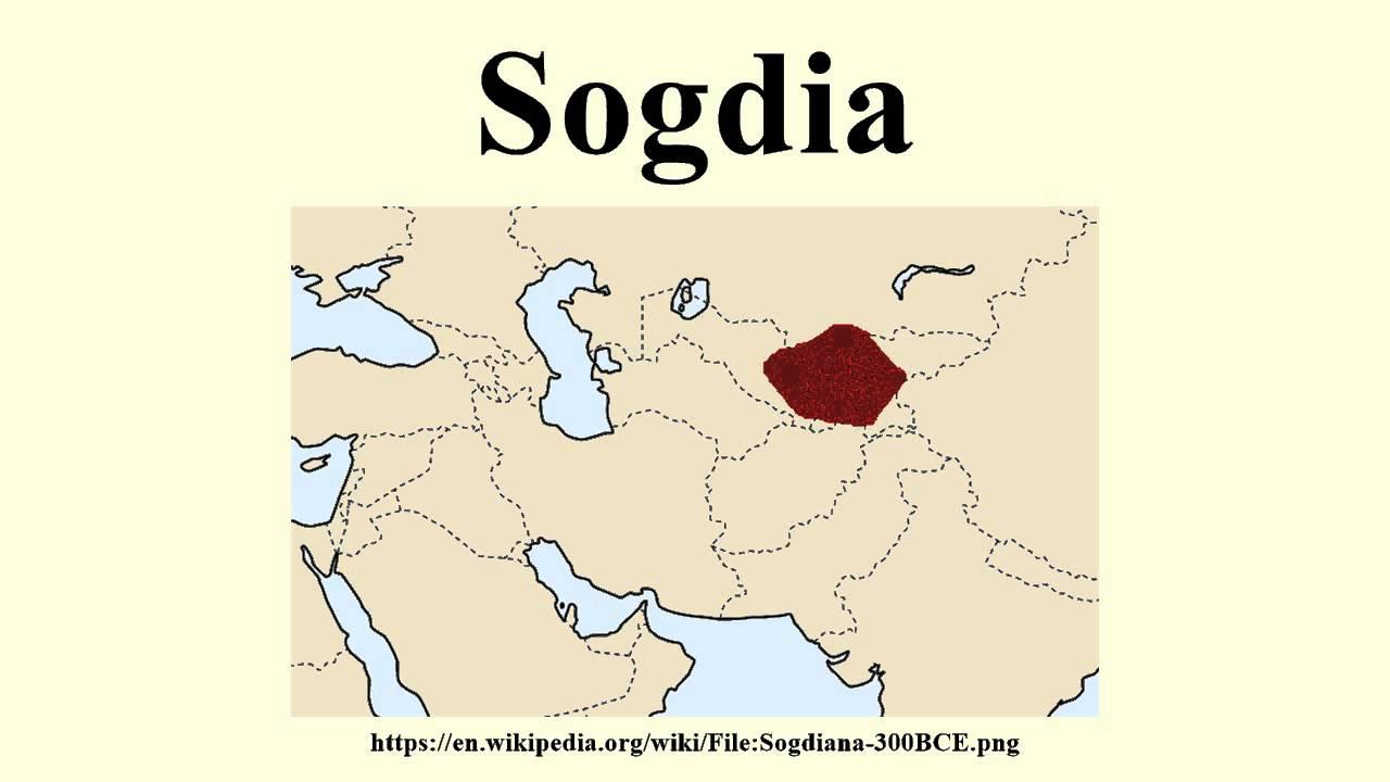 Sogdia - YouTube