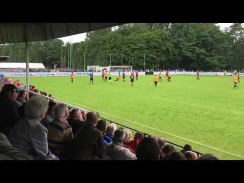 Rapid Leest - KV Mechelen 0-4 (29/06/2016)