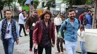 İstanbul Kırmızısı - Mehmet Günsür ve Ferzan Özpetek Kamera Arkası