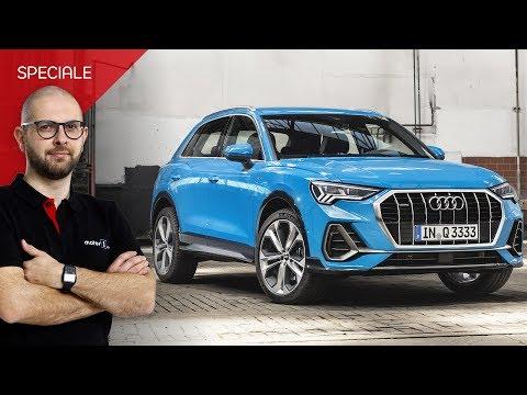 Nuova Audi Q3 | Ha studiato ed è cresciuta in tutto