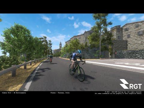 RGT Cycling App/screen Walkthrough (ex- Road Gran Tours App)