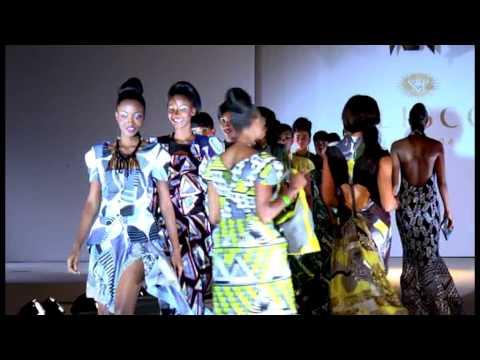 Vlisco fashion show_Parade of charm_November 2012_TOGO