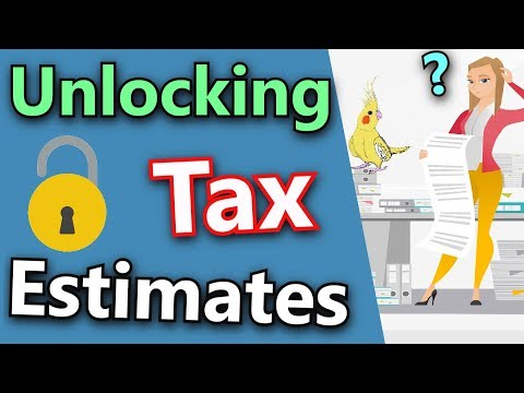 Estimate Tax Payment Rules For Individuals (Tax Estimate Payments Explained!)
