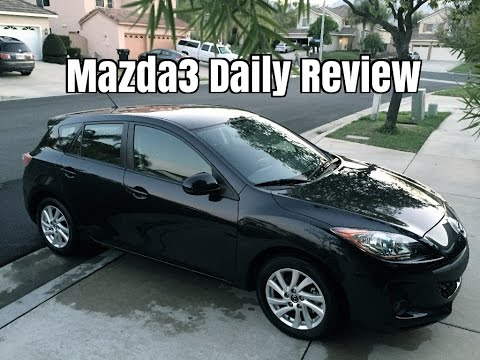 2013 Mazda3 Hatchback Daily Review