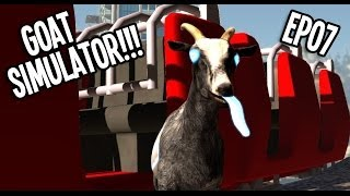 """GOAT SIMULATOR Ep 07 - """"All 6 Battery Locations!!!"""""""