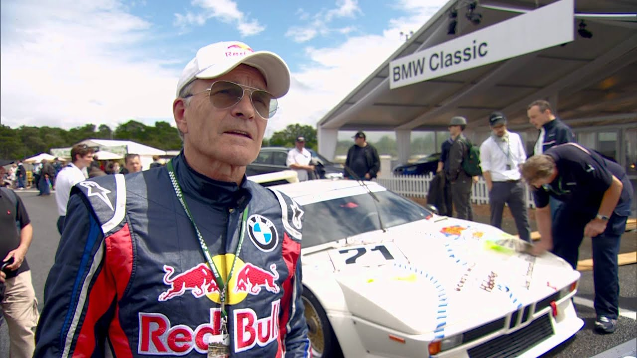 Dieter Quester Four Times European Touring Car Champion In The Wirtshaus Bmw M1 Group 4 Youtube
