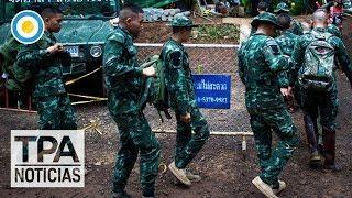 Murió un socorrista en Tailandia | #TPANoticias