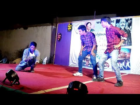 Dance Choreography || Live Stage Performance || Comedy mix || Telugu Songs Remix || Venkat shiva ||